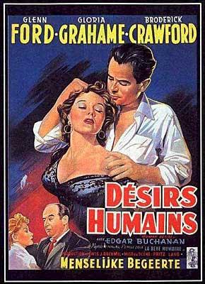 Human Desire Poster #3