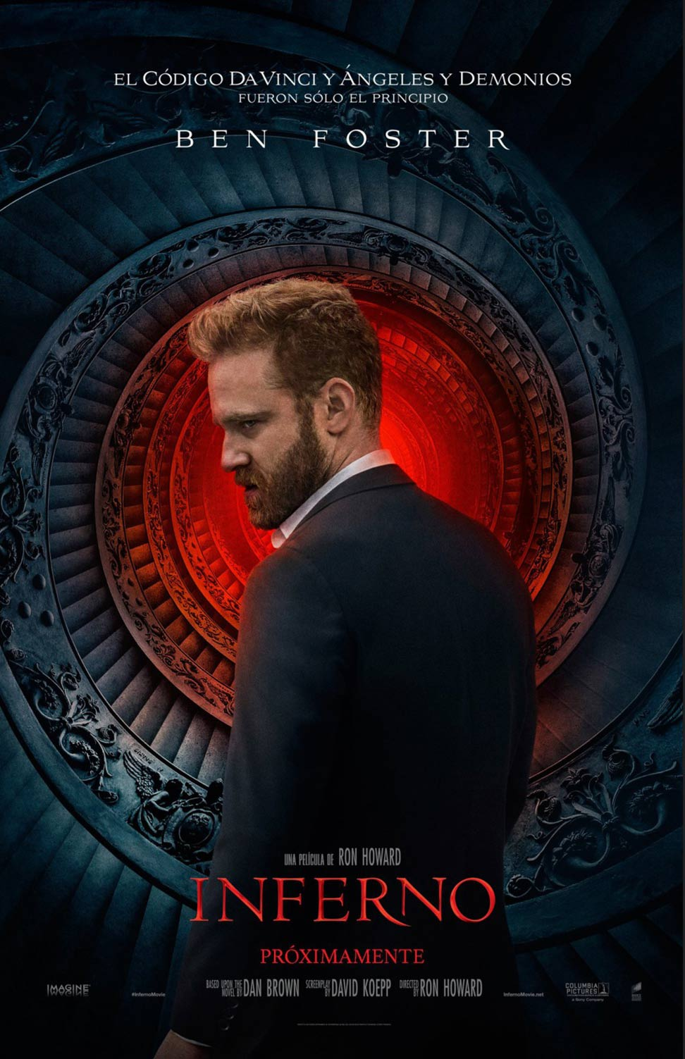 Inferno 2016 Poster 4 Trailer Addict