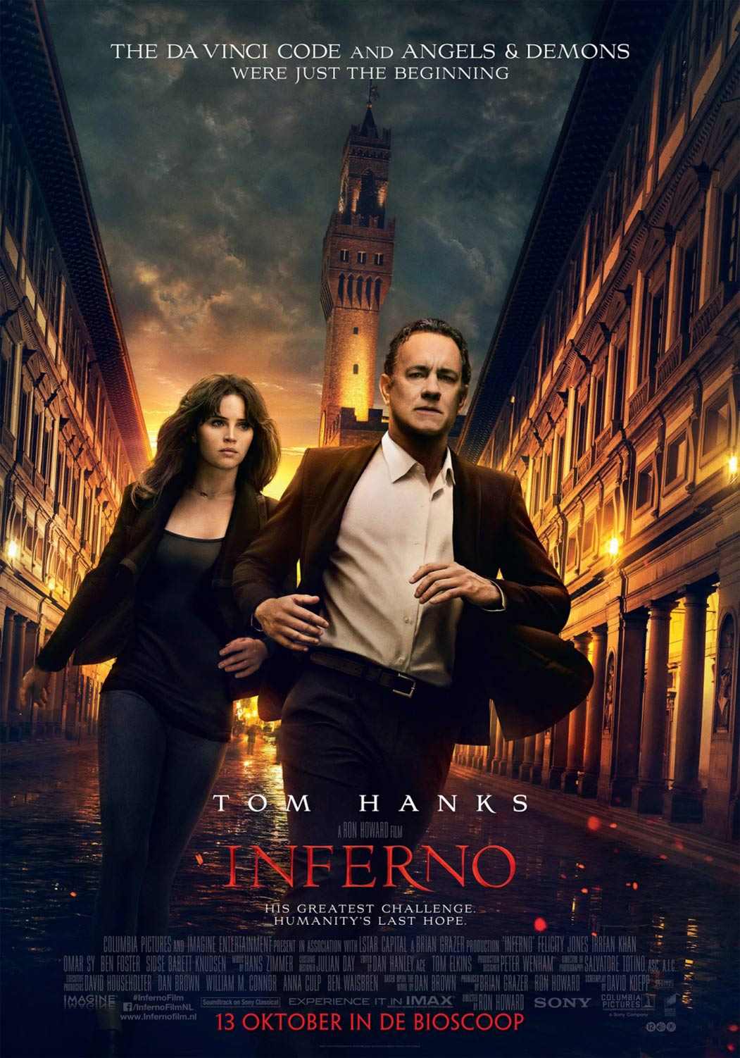 Inferno Poster #4