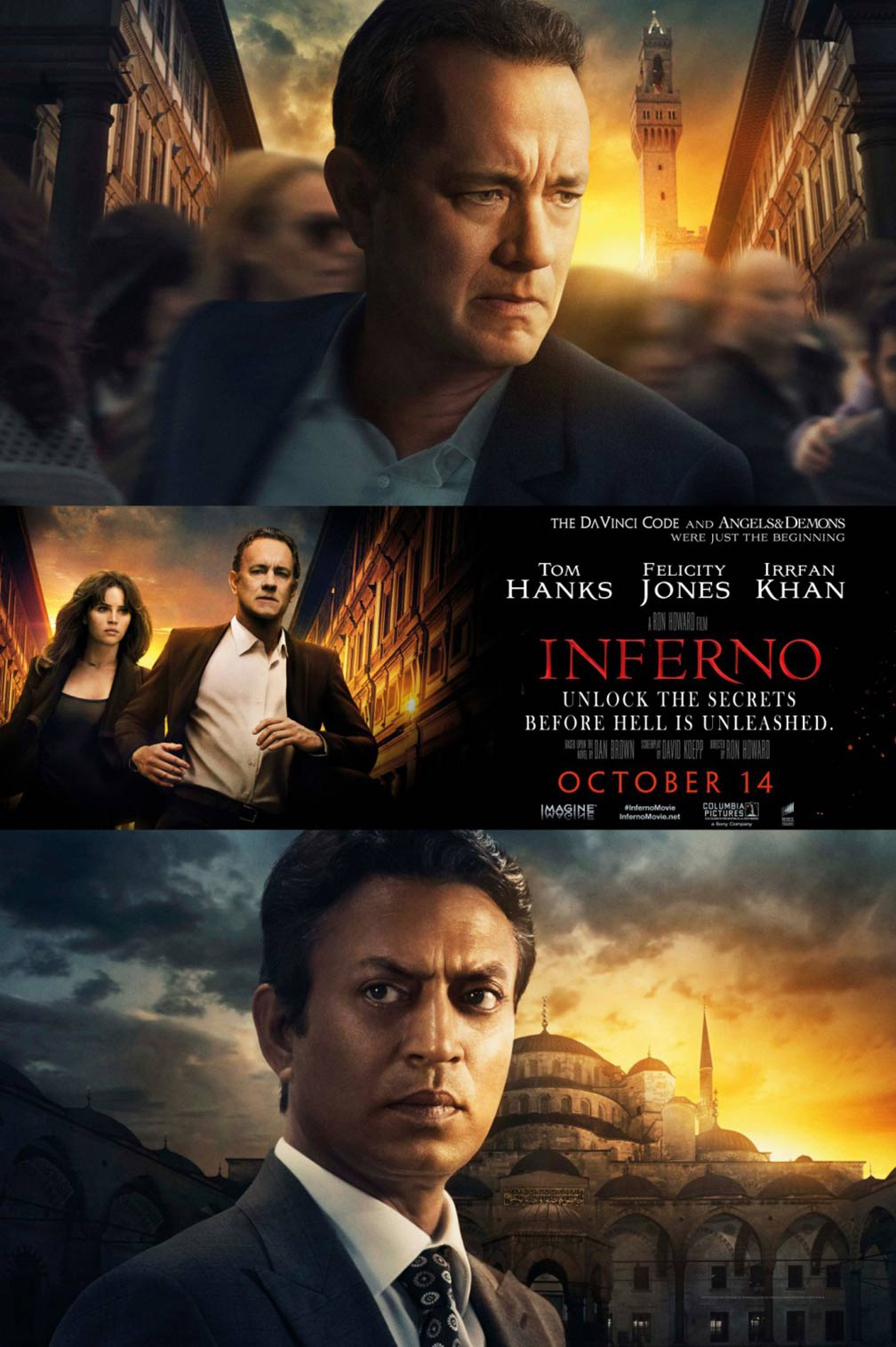 Inferno Poster #6
