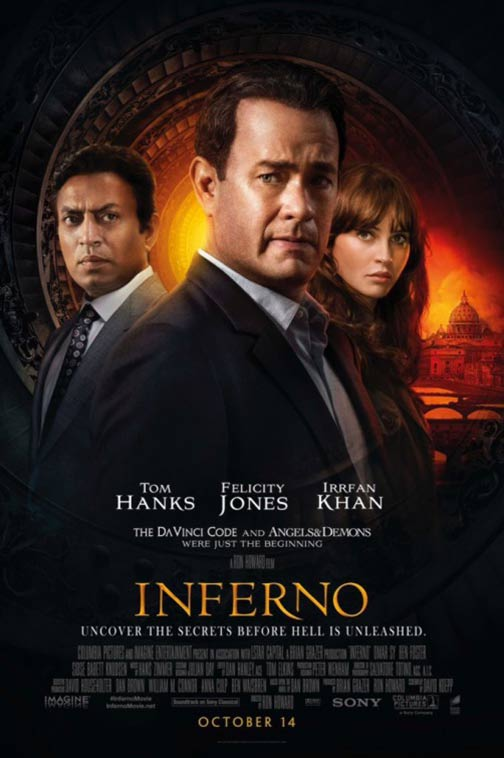 Inferno Poster #7