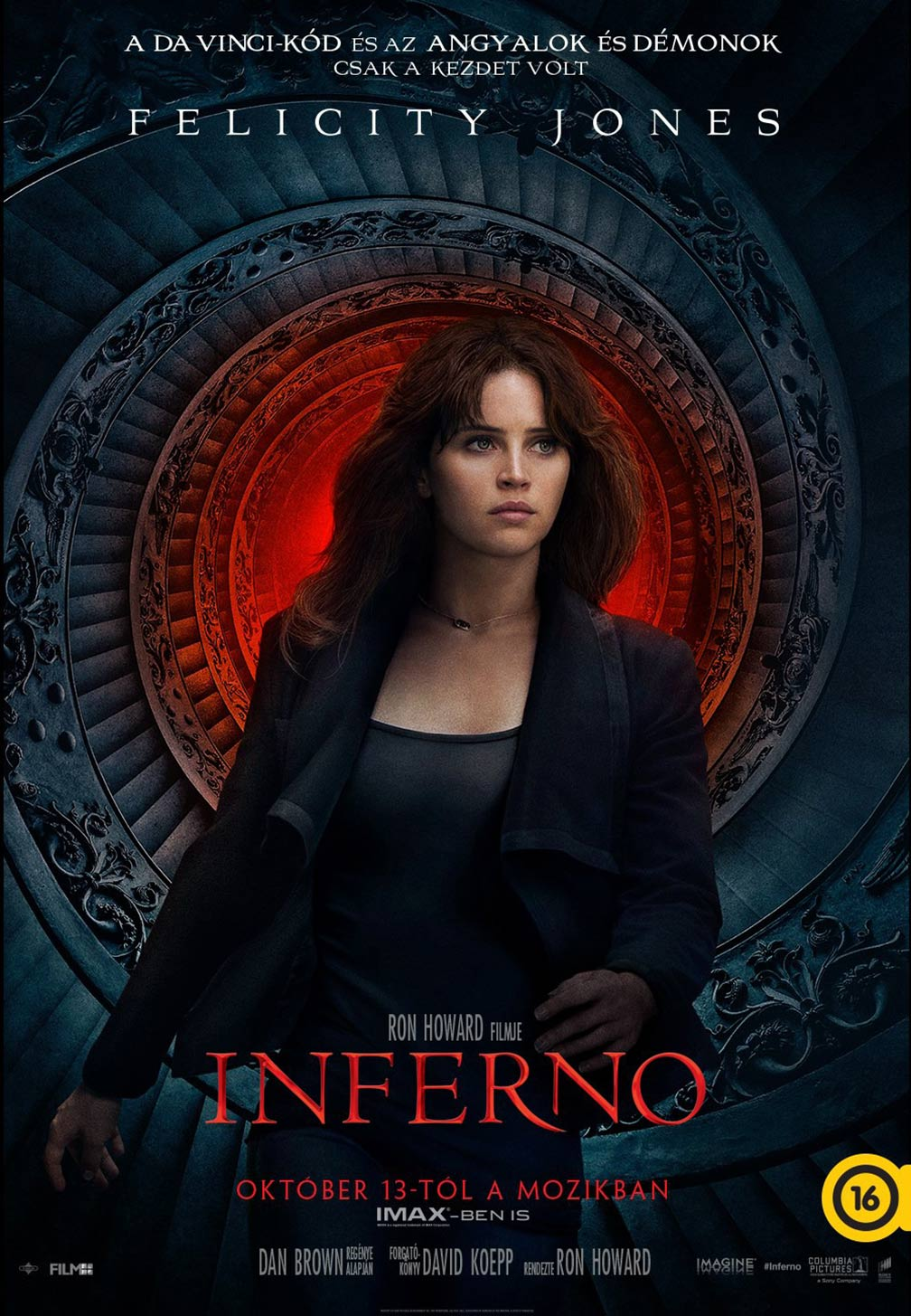 Inferno Poster #8