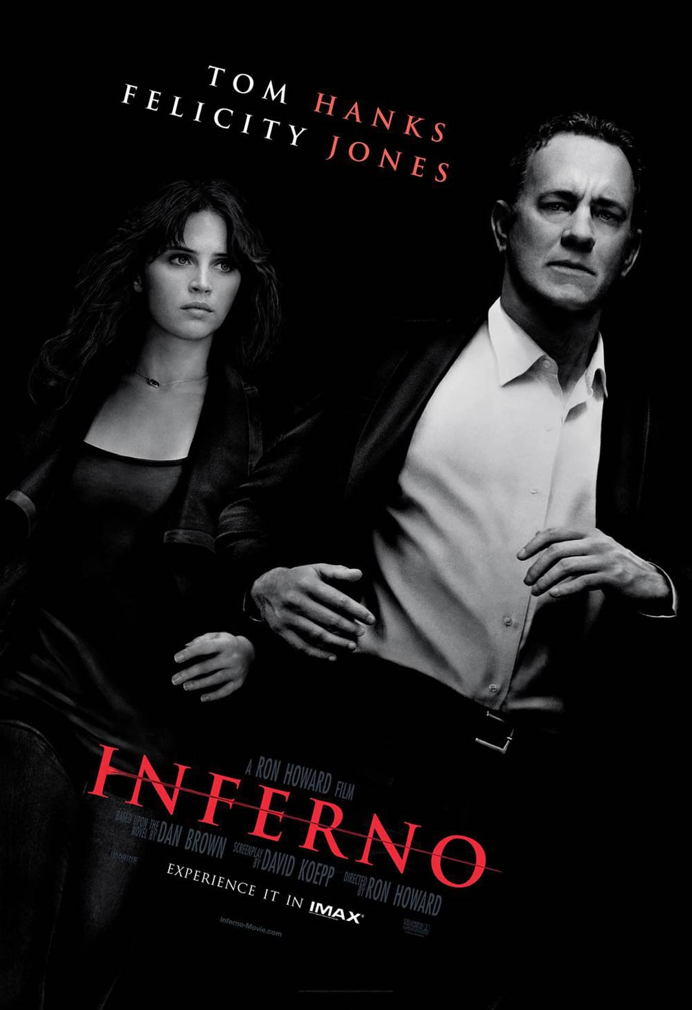 inferno 2016 poster 2 trailer addict