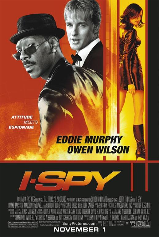 I Spy Poster #1