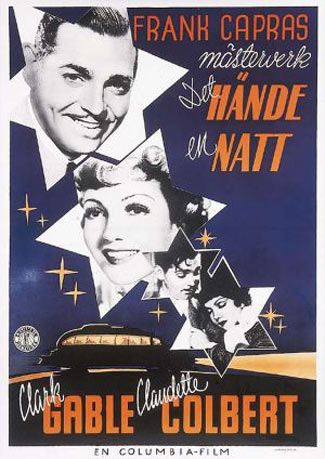 It Happened One Night Poster #5