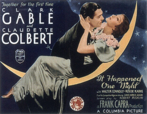 It Happened One Night Poster #6