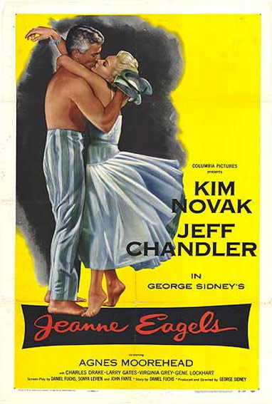 Jeanne Eagels Poster #1