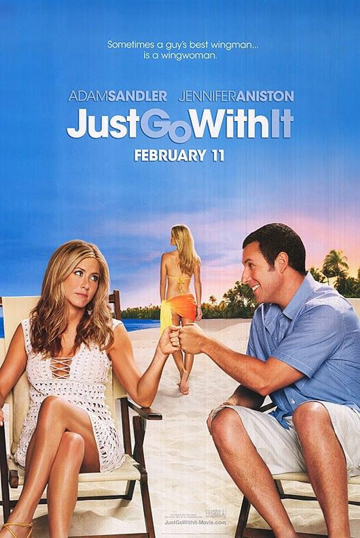 Just Go with It Poster #1