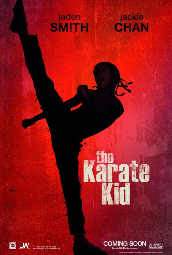 The Karate Kid Poster #1