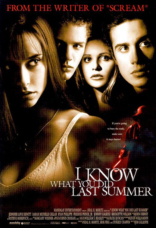 I Know What You Did Last Summer Poster #1