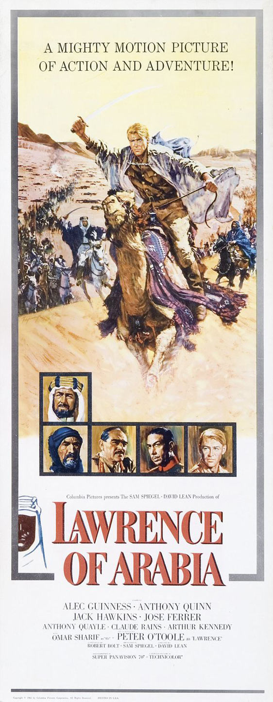 Lawrence of Arabia Poster #3