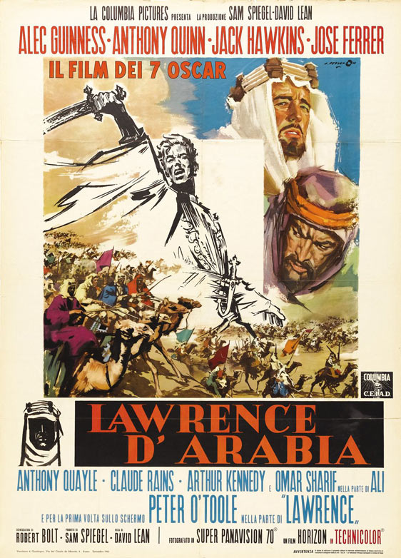 Lawrence of Arabia Poster #6