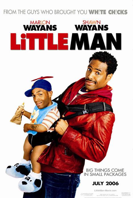 Little Man Poster #1
