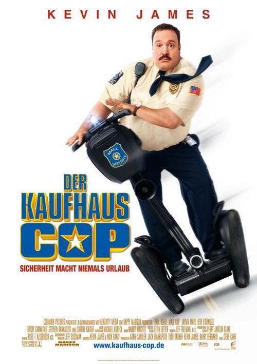 Paul Blart: Mall Cop Poster #2