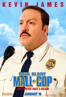 Paul Blart: Mall Cop Poster #1