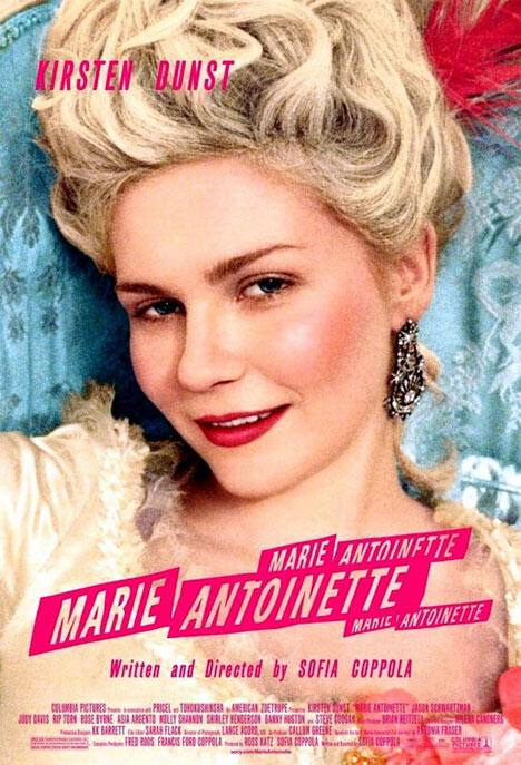 Marie Antoinette Poster #1