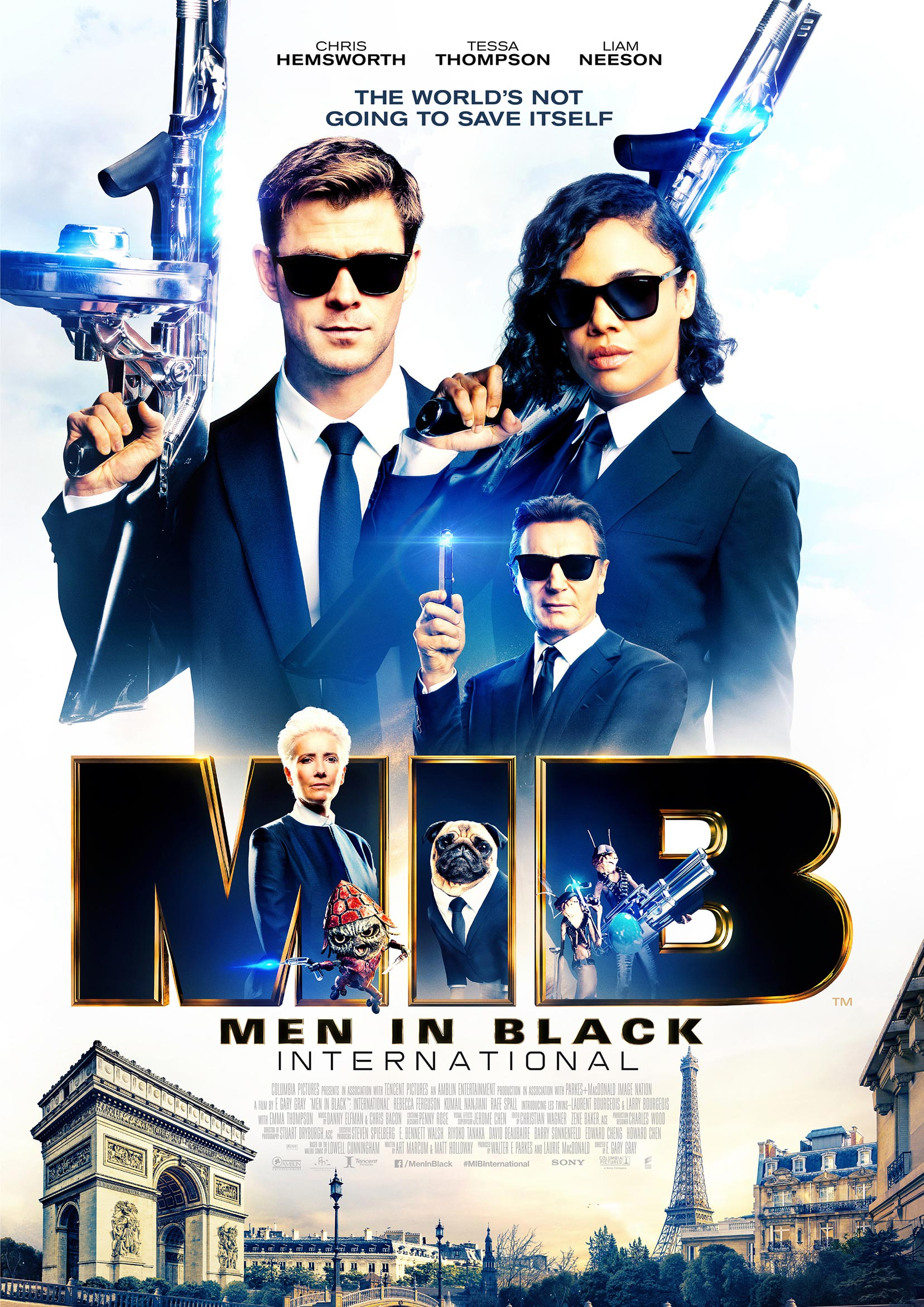 Men in Black International Poster #3