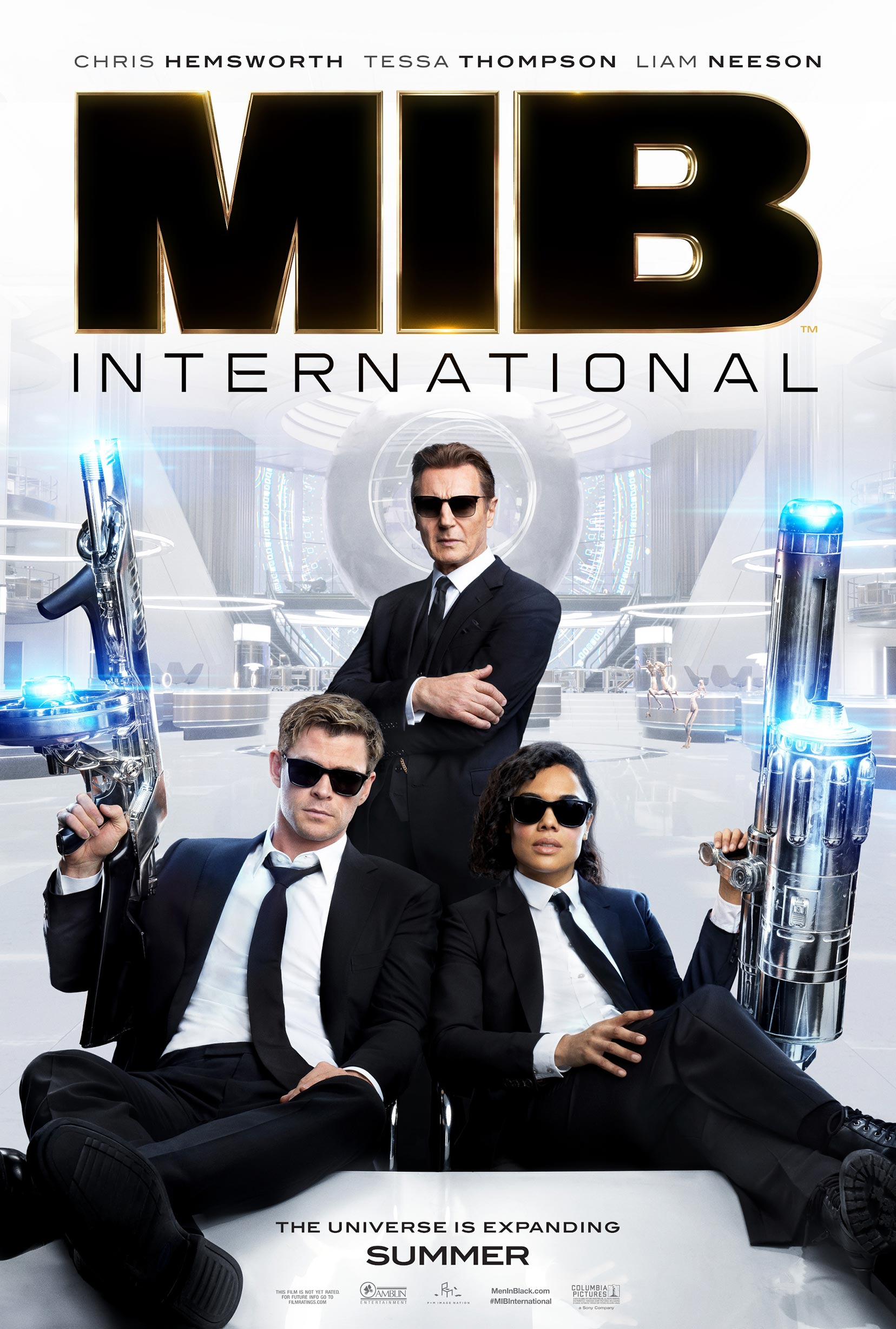 Men in Black International Poster #1