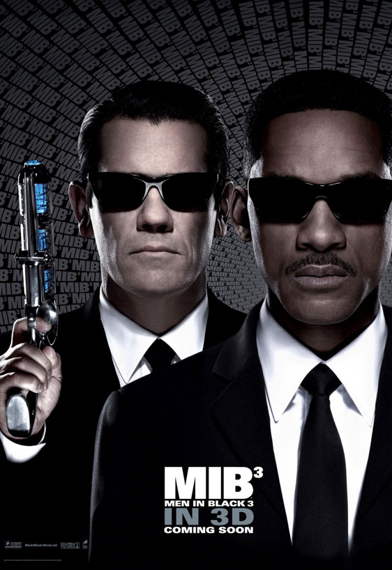 Men in Black III Poster #5