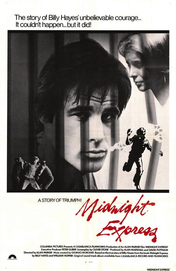 Midnight Express Poster #2
