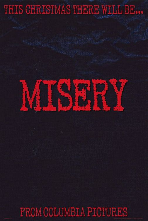 Misery Poster #1