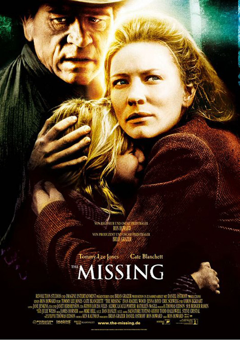 The Missing Poster #1