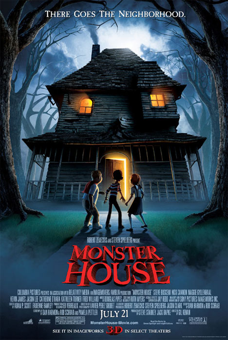 Monster House Poster #1