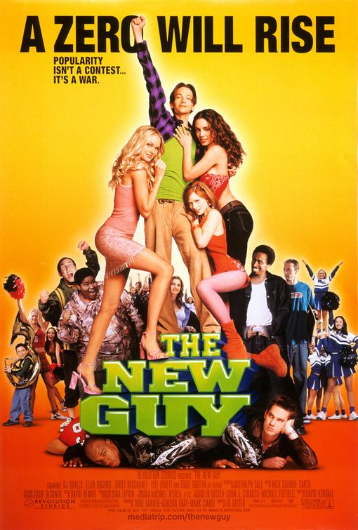 The New Guy Poster #1