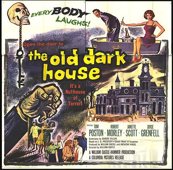 The Old Dark House Poster #2