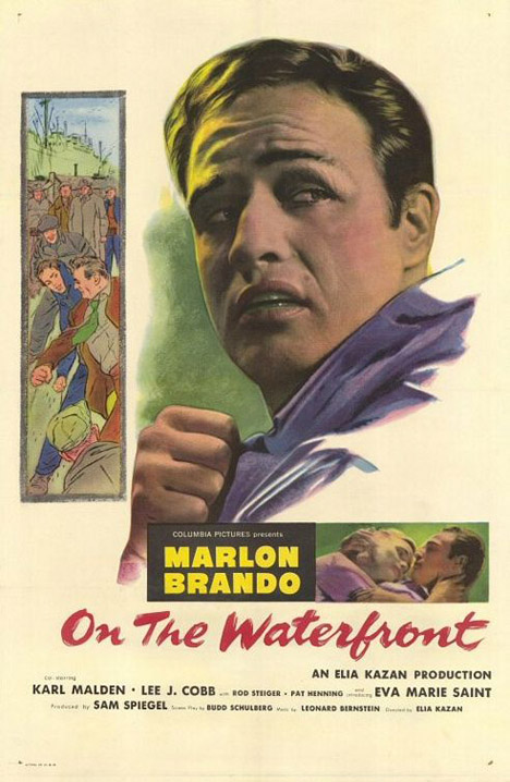 On The Waterfront Poster #1