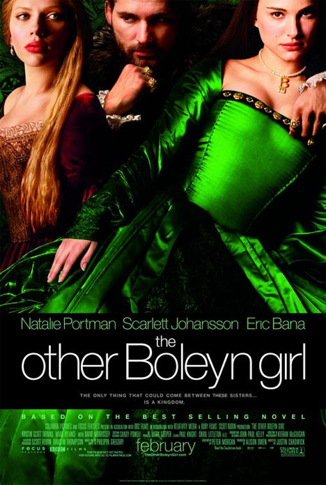 The Other Boleyn Girl Poster #1