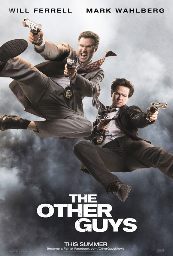 The Other Guys Poster #1