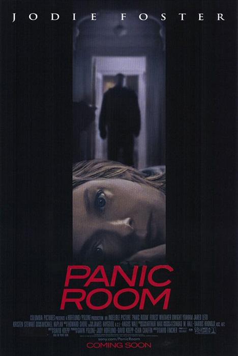 Panic Room Poster #1