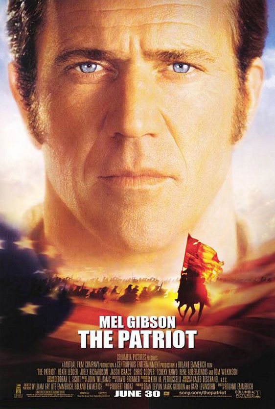 The Patriot Poster #1