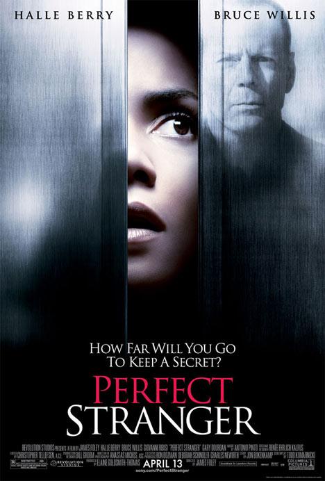 Perfect Stranger Poster #1