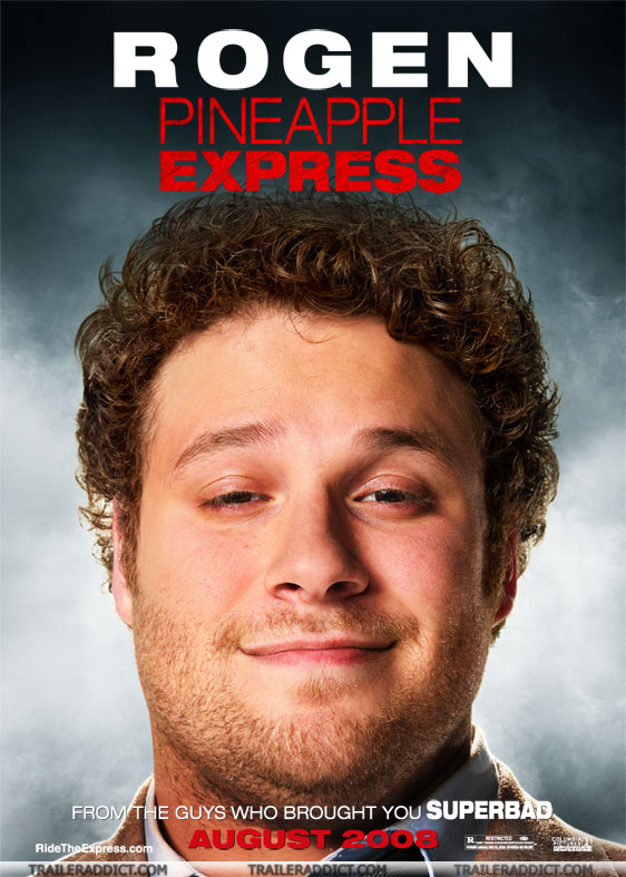 Pineapple Express Poster #3