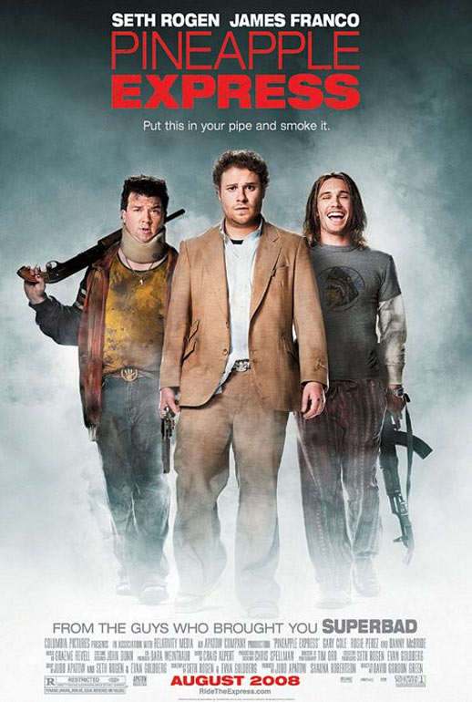 Pineapple Express Poster #1
