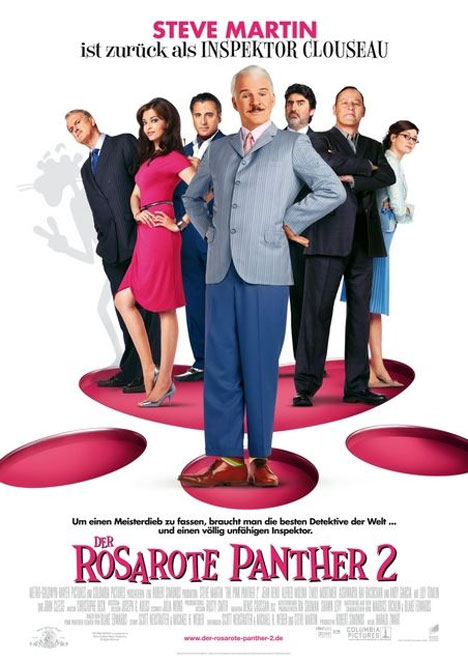 The Pink Panther 2 Poster #3