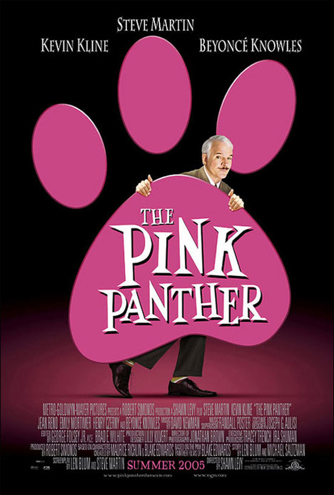 The Pink Panther Poster #1
