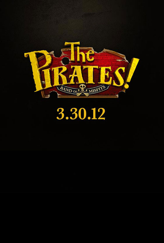 The Pirates! Band of Misfits Poster #1