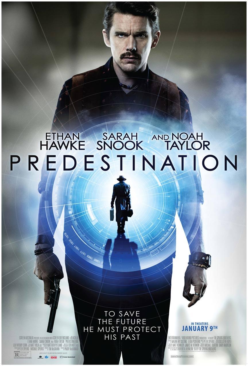 Predestination Poster #1