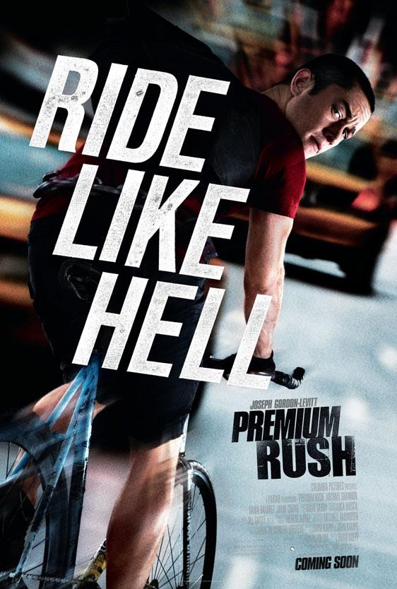 Premium Rush Poster #1