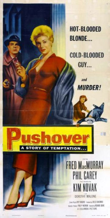 Pushover Poster #2