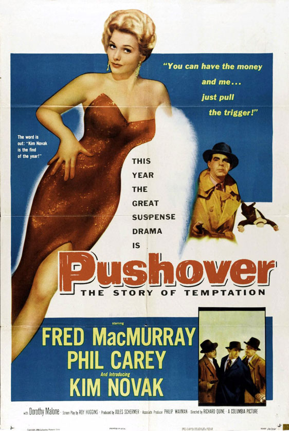 Pushover Poster #1