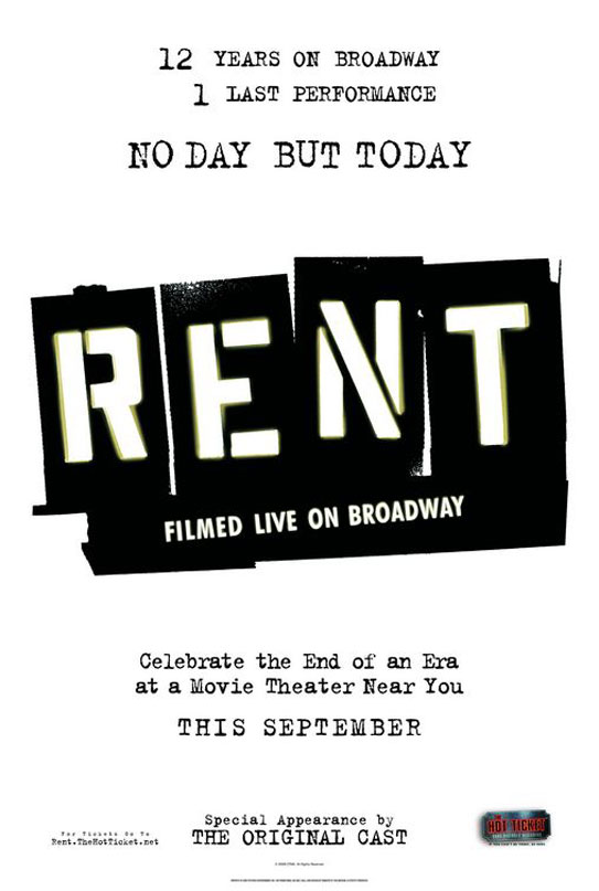 Rent Poster #2