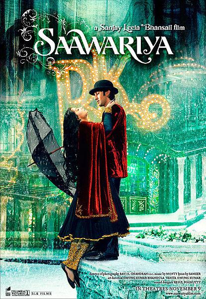 Saawariya Poster #1