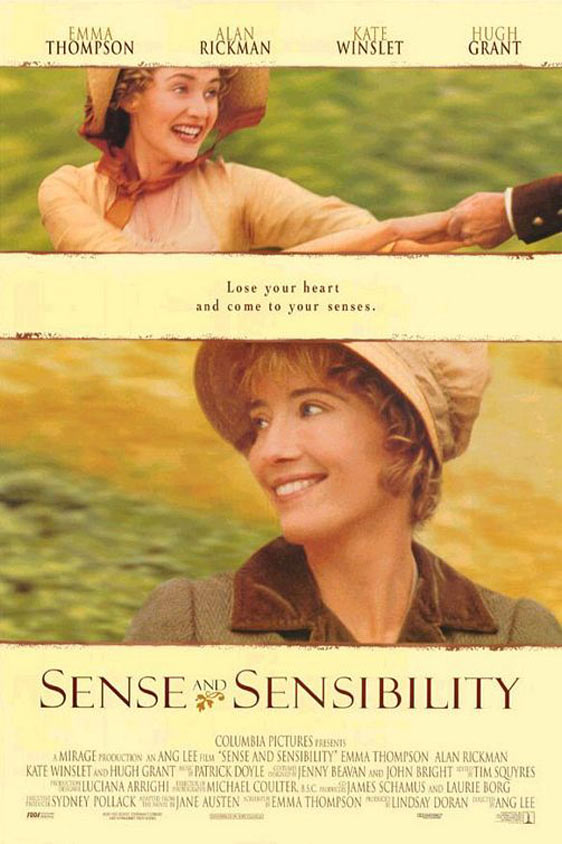 Sense and Sensibility Poster #1