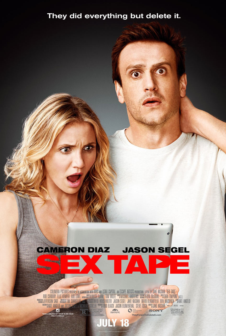 Sex Tape Poster #2