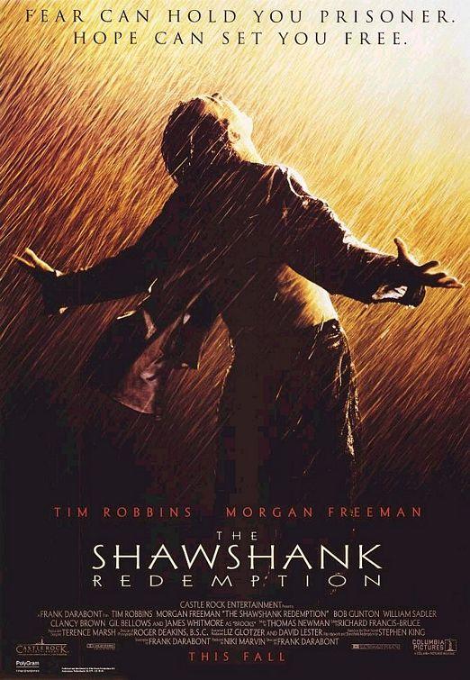 The Shawshank Redemption Poster #1