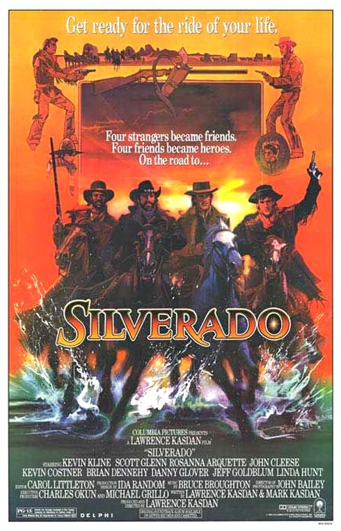 Silverado Poster #2